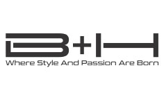 B+H Logo Design by Intech