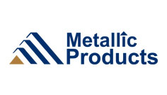 Metallic Products Logo Design by Intech