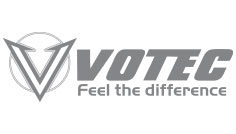 Votec Logo Design by Intech