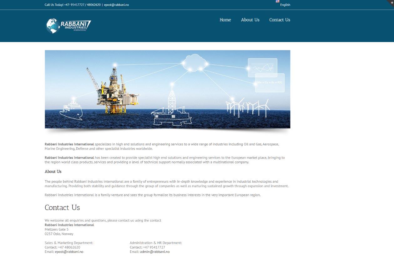 Rabbani Industries International, Norway