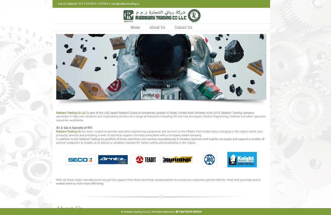 Rabbani Trading Co LLC, UAE