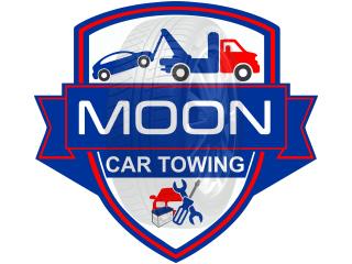 Moon Car Towing